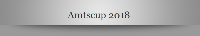 Amtscup 2018